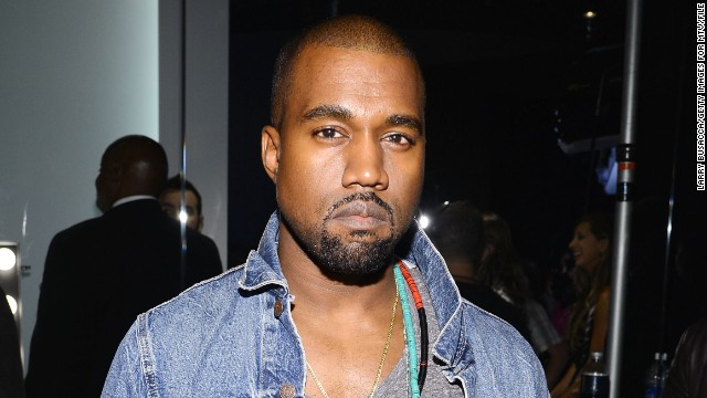 Kanye West talks design at Harvard