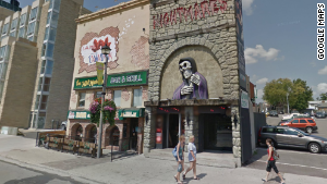 Nightmares Fear Factory is just blocks away from the big splashy of Niagara Falls.