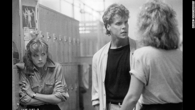 "In ""Some Kind of Wonderful,"" actor Craig Sheffer plays Hardy Jenns, boyfriend of Lea Thompson's character, left, and a world-class jerk."