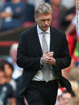 "David Moyes has much to ponder following Manchester United's indifferent start to the season. Defeat to West Brom at Old Trafford in the league followed a 4-1 thumping by neighbors City last weekend. ""You're always going to have bad results. It is how you deal with them. There are lots of games to come and it's about how you deal with them,"" Moyes said after Saturday's result."