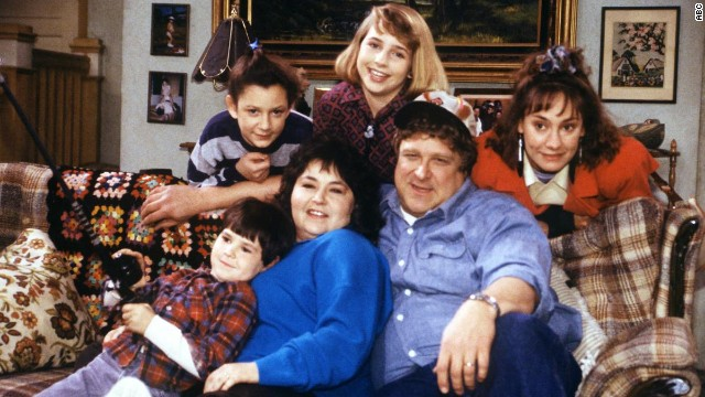 "After a truly bizarre final season of ""Roseanne,"" it turned out the family did not win the lottery after al"