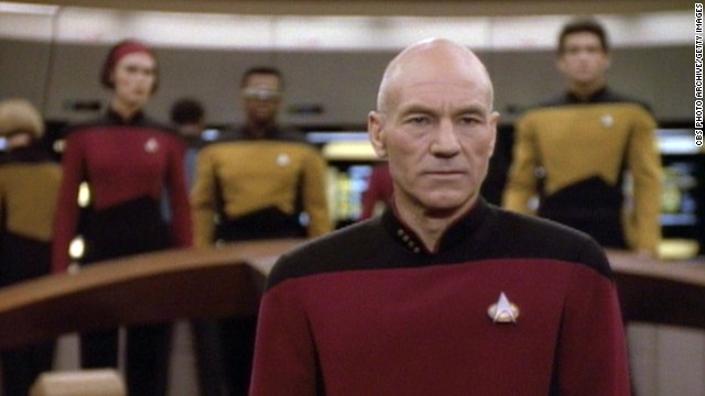 "Capt. Jean-Luc Picard's travels through time with Q, and that last shot of the crew playing cards, made for a fitting farewell for ""Star Trek: The Next Generation."" And of course the crew of the 24th century Enterprise kept things going for four movies."