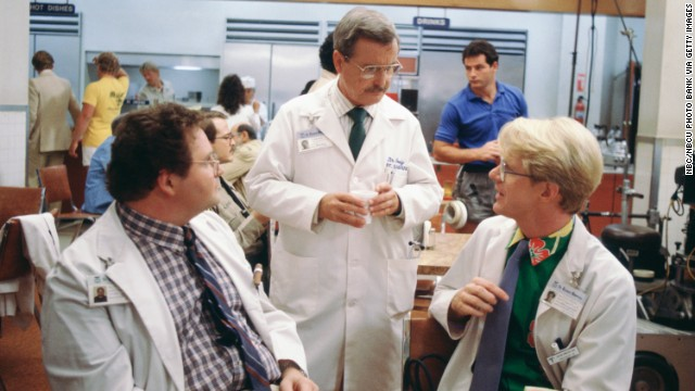 "Everything that happened at St. Eligius over all those years? It was all in the mind of a boy with autism. So were those six seasons of ""St. Elsewhere"" a giant waste of time?"