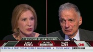 Fiorina and Nader on Obamacare