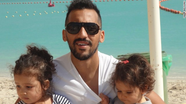 Belounis had a two-year fight to secure an exit visa, leaving him stranded in Qatar with his wife Johanna and their children.