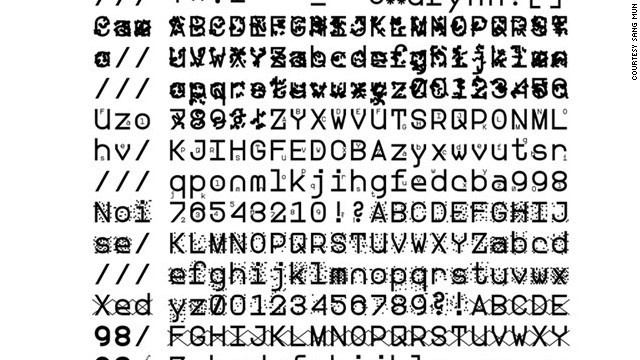 Research Professor Matthew Green says 'the idea of building puzzles that only a human can solve ('reverse-turing tests') is a very neat area in CS research,' but that in his view organizations such as the NSA would have no real trouble dealing with these fonts if they wished to.