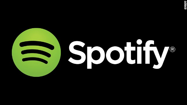 And if don't have your own music? Just click on a streaming service such as Spotify and let your friends -- or some algorithms -- do the job.