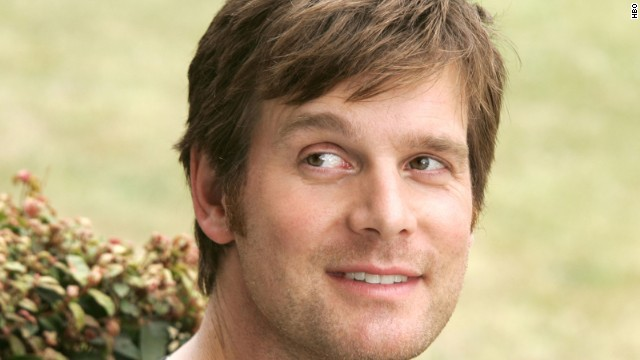 "Peter Krause starred as Nate Fisher, who was expected to survive after a brain hemorrhage but ultimately died -- <a href='http://www.youtube.com/watch?v=eNwARV9tPUw' target='_blank'>like the rest of the cast</a> -- on ""Six Feet Under."""