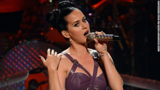 Hear Katy Perry's new song, 'Walking on Air'