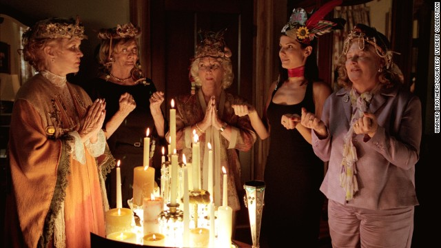 """Divine Secrets of the Ya-Ya Sisterhood"" brought Ellen Burstyn, Maggie Smith, Fionnula Flanagan, Bullock and Shirley Knight together in 2002."