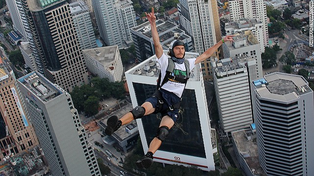 KL Tower International Jump 2013