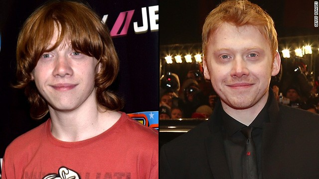 Rupert Grint kept it fairly low-key after he ended his