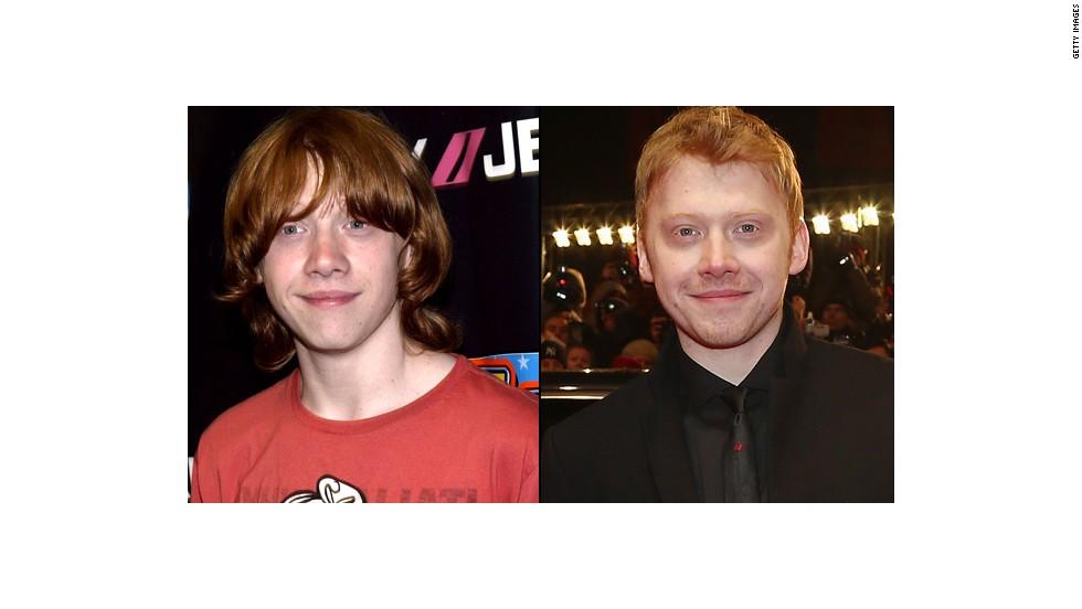 ¿Qué hacen ahora los actores de 'Harry Potter'?