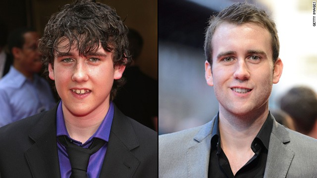 "By the time the ""Potter"" movies wrapped, Matthew Lewis -- and his character, Neville Longbottom -- had morphed into <a href='http://www.buzzfeed.com/lyapalater/let-us-not-forget-that-neville-longbottom-aka-matthew-lewis' target='_blank'>quite the charming young man</a>. Now 24, Lewis initially migrated over to TV for a spell with 2012's ""The Syndicate."""