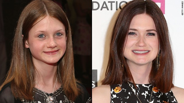 "Bonnie Wright began playing Ginny Weasley at age 10, and since leaving the franchise has been on a steady diet of dramas. Wright will next appear in December's ""The Philosophers,"" followed by ""Before I Sleep"" with Tom Sizemore."