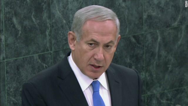 """Netanyahu dice que el presidente de Irán es un """"lobo disfrazado de oveja"""""""