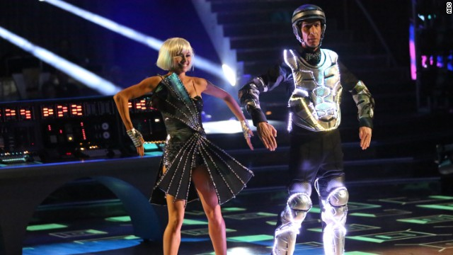 'DWTS' cast on Bill Nye's departure: Gotta admire his courage