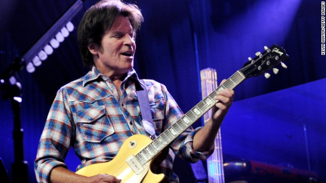John Fogerty: Five little-known facts about the Creedence Clearwater Revival frontman