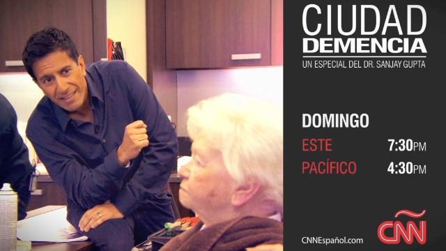Ciudad Demencia: Un especial del Dr. Sanjay Gupta
