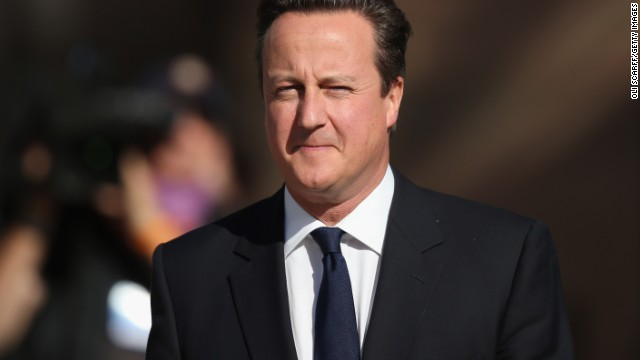 "<a href='http://www.channel4.com/news/david-cameron-feminist-conservatives-channel-4-news' target='_blank'>Jon Snow of UK's Channel 4</a> news recently asked British Prime Minster David Cameron if he is a feminist. Cameron said: ""... if that means equal rights for women, then yes. If that is what you mean by feminist, then yes, I am a feminist."""