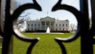 Desalojan la Casa Blanca tras colarse un intruso