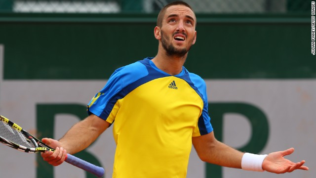 Serbia's Viktor Troicki received an 18-month ban for not providing a blood sample at the Monte Carlo Masters in April.