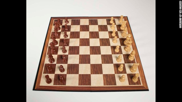 The game of chess was the other beloved toy inducted into the Hall of Fame in 2013. Here's the criteria for finalists: icon status for being widely respected and recognized; longevity, for being more than a passing fad that has entertained multiple generations; discovery, for its ability to foster learning or creativity; and innovation for having profoundly changed play or toy design.