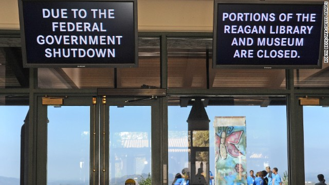 The government shutdown is not sitting well with the American public, but since some are now faced with extra free time during the furlough, we thought we'd offer some possible movie picks to help pass the hours ...