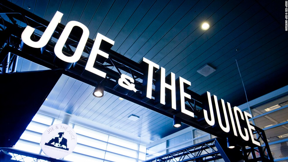 Copenhagen Airport's Joe & The Juice was honored specifically for its joe in the third annual Airport Food and Beverage Awards. Click through to see other winners of the international honors.