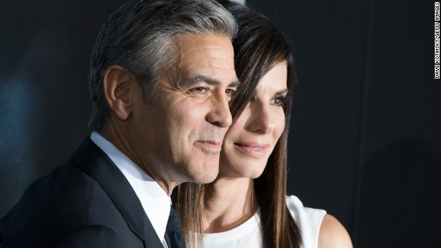 George Clooney talks government shutdown