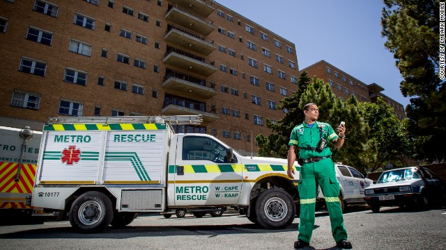 Journey allows companies to build mobile apps to securely capture data for their internally facing processes. It's been used by South African emergency services, among others.