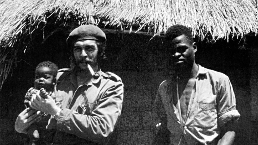 """46 años de la muerte del """"Che"""""""