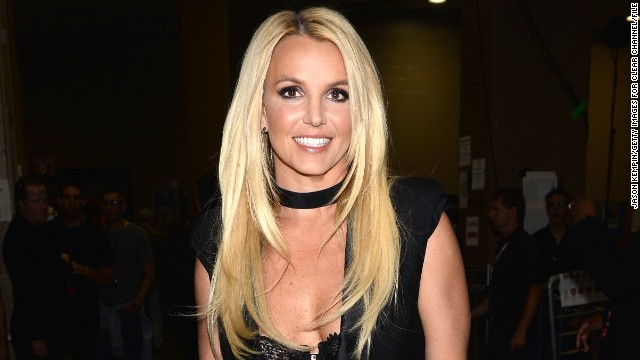 Britney Spears: New video couldn't be too sexy, I'm a mom