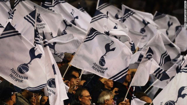 Tottenham has a large contingent of Jewish supporters.