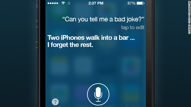 15 of Siri\'s best jokes