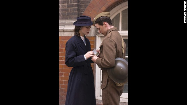 """<strong>""""Atonement,""""</strong> the 2007 film based on Ian McEwan's novel, features the main character apologizing to the reunited couple played by Keira Knightley and James McAvoy for forcing their separation with a youthful lie. But it turns out that the apology -- and reunion -- never happened, for both died during World War II."""