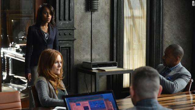 'Scandal's' end is in sight, and more news to note