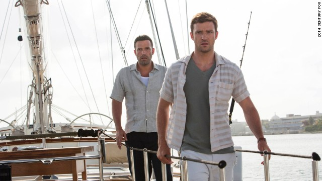 "Justin Timberlake has a new movie out, ""Runner Runner"" which co-stars Ben Affleck. The former boy bander is on quite a roll with his career ..."