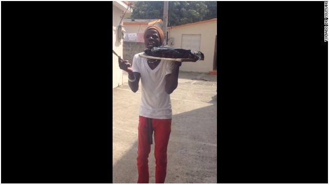 """El video de """"Palito de Coco"""" que se volvió viral entre los dominicanos"""