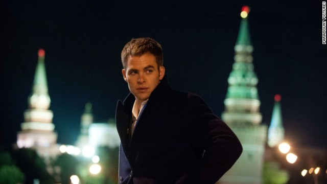Trailer Park: Chris Pine as 'Jack Ryan'