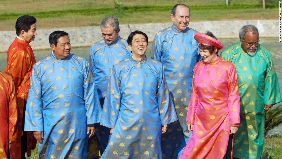 """Los líderes y la """"moda"""""""