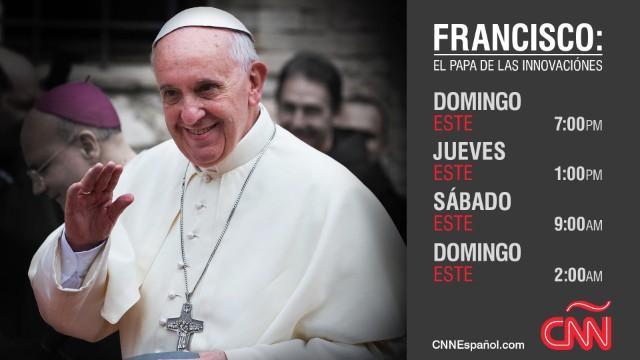 Francisco: el papa de las innovaciones