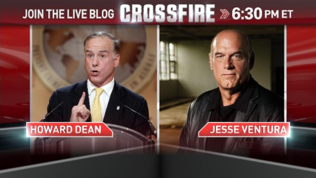 In the Crossfire: Ventura & Dean
