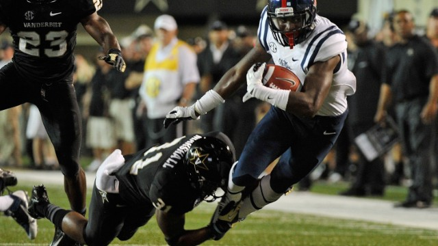 John Sutter says gay Americans should root for Ole Miss this weekend, despite slurs football players reportedly yelled at actors.