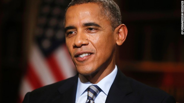 Obama blames Boehner for ongoing government shutdown