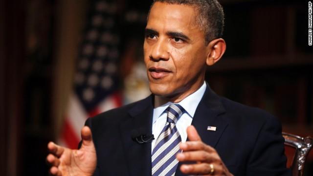 Obama culpa a Boehner de no llamar a una votación que reabra el gobierno