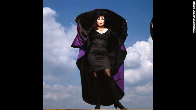"There's a reason Anjelica Huston's fearsome character was known as the ""Grand High Witch"" in the 1990 adaptation of Roald Dahl's ""The Witches."" Not only was she powerful and <a href='http://www.youtube.com/watch?v=_1ddxJECccA' target='_blank'>absolutely horrifying underneath the wig and makeup</a>, she also had a ruthless wit."