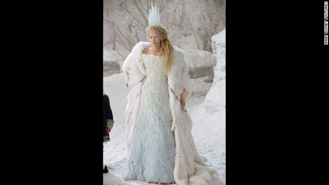 "We didn't fall for Jadis, the evil White Witch in ""The Chronicles of Narnia,"" until Tilda Swinton portrayed the character in 2005's ""From the Chronicles of Narnia: The Lion, the Witch and the Wardrobe."" Swinton's clear glee in playing the cold-blooded sorceress was a revelation to watch."