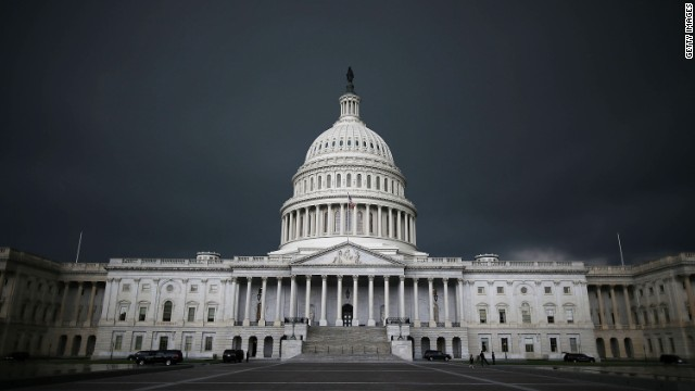 Shutdown forecast: Week Two and clouds ahead