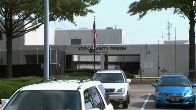 Three York County Prison correctional officers have been accused of organizing inmate fights.
